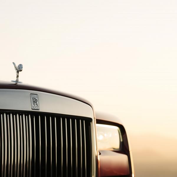 ROLLS-ROYCE CULLINAN – LUKSUSOWY SUV